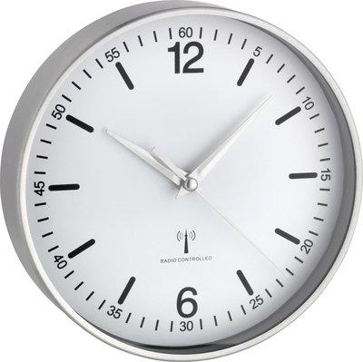 TFA A La Minute Radio Controlled 19.5 cm klok