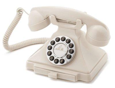 GPO 1929S Carrington ivoor klassieke telefoon