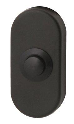 Studio Mariani Ovaal 2.0 zwart deurdrukker