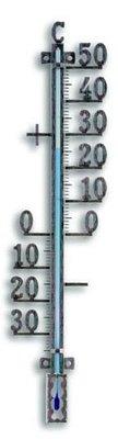 TFA Metal Copper analoge thermometer