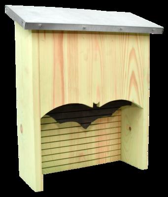 Esschert Design silhouette L vleermuiskast