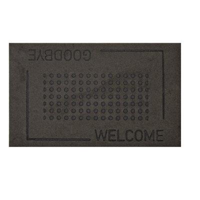 Esschert Design Welcome/goodbye deurmat