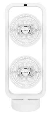 Eurom Vento 3D Double vloerventilator 2x25 cm