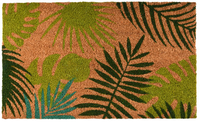 Esschert Design Tropische bladeren kokosmat