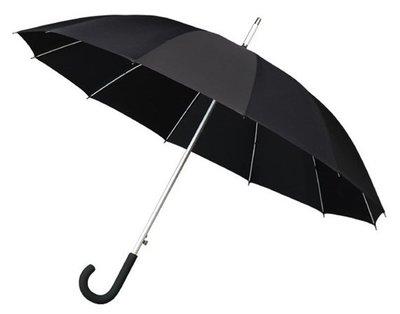 Falcone Automatic paraplu zwart