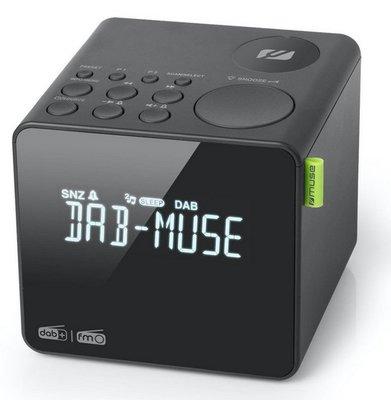 Muse M-187 CBD DAB+ wekkerradio