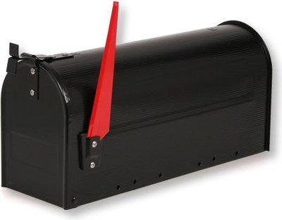 Burg Wächter US Mailbox zwart brievenbus