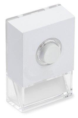 Honeywell Pushlite wit bedrade deurdrukker