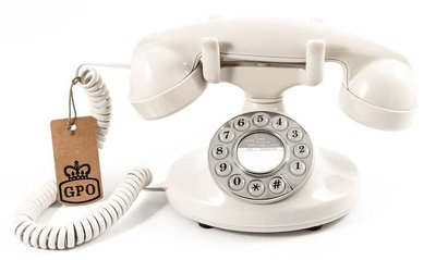 GPO 1922 Pearl klassieke telefoon