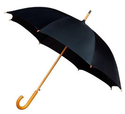 Falcone Deluxe paraplu zwart