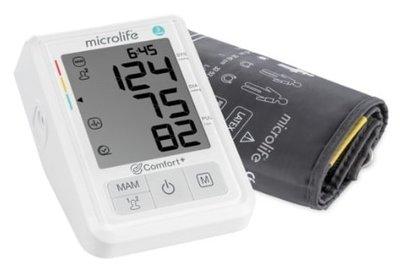Microlife BP B3 Comfort PC bloeddrukmeter bovenarm