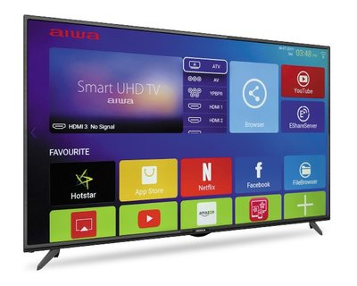 Aiwa LED LED503UHD 4K smart 50 inch tv