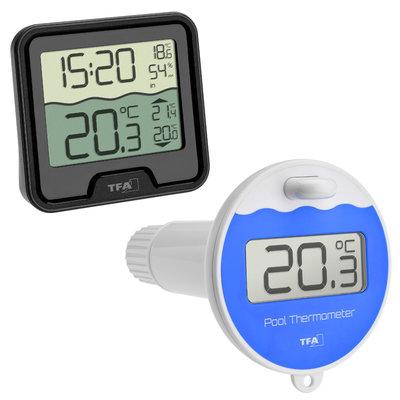 TFA Marbella zwembadthermometer