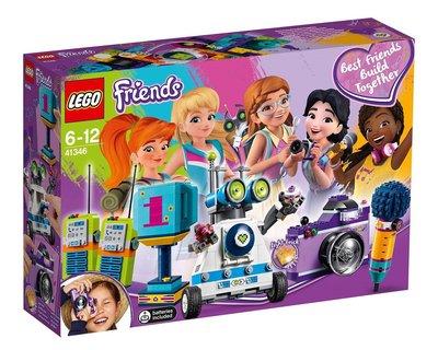 Lego Friends Friendship Box
