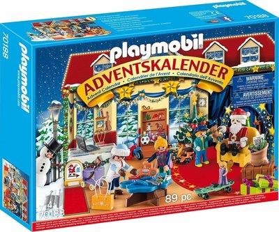 Playmobil Speelgoedwinkel adventskalender