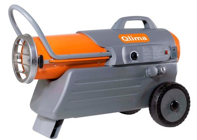 Qlima DFA 4100 brandstof warmtekanon