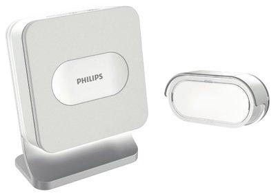 Philips WelcomeBell 300 Basic draadloze deurbel