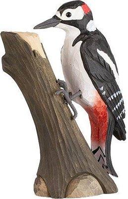 Wildlife Garden Bonte Specht uit hout