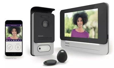 Philips WelcomeEye Connect Wi-Fi deurbel met camera