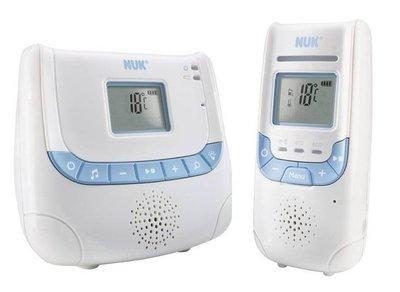 NUK Eco Control+ DECT 267 - LCD babyfoon
