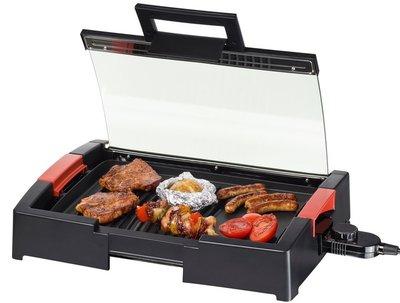 Steba VG 120 elektrische tafelbarbecue