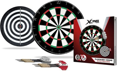 XQ-Max Starter Kit flocked dartset