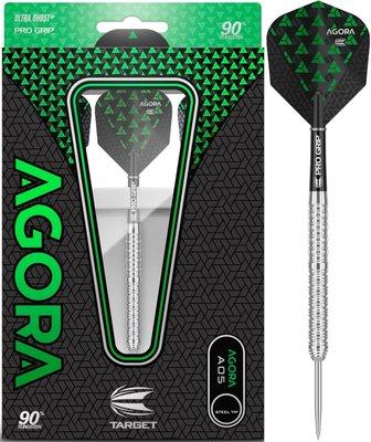 Target Agora A05 90% steeltip dartpijlen