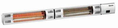 Bartscher W3000 elektrische terrasverwarming