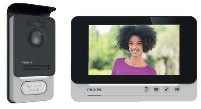 Philips WelcomeEye Comfort intercom met camera