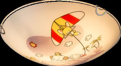 Globo Kiddy plafondlamp