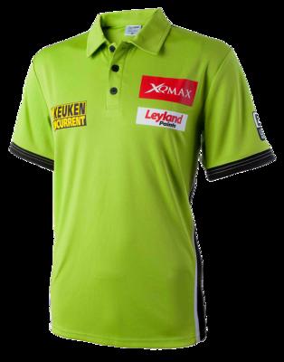 XQ-Max Michael van Gerwen dartshirt 2017