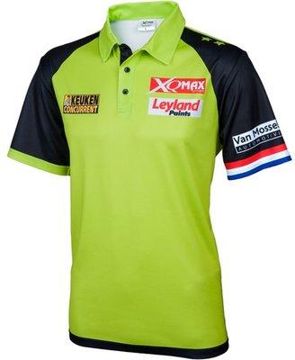 XQ-Max Michael van Gerwen dartshirt 2018