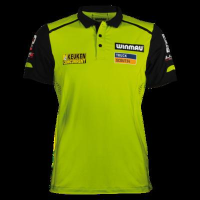 Winmau Michael van Gerwen dartshirt 2020