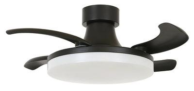 Beacon Fanaway Orbit zwart plafondventilator 92 cm