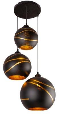 Globo Lommy three lamp holders hanglamp