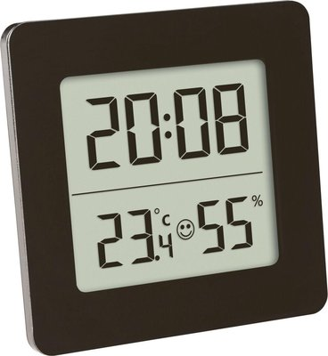 TFA Kjeld black thermometer