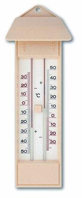 TFA Maxima Minima Beige analoge thermometer