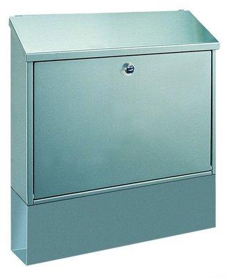 Rottner Tresor Villa-Set zilver brievenbus