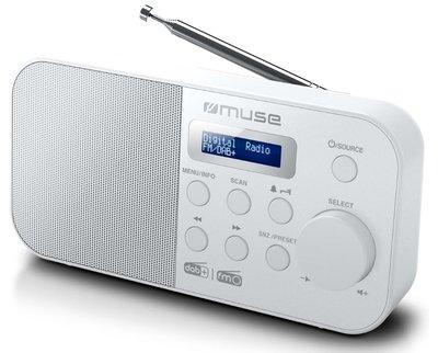 Muse M-109 DBW DAB+ radio