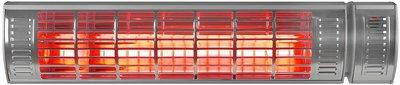 Retourkansje | Eurom Golden 2500 Ultra RCD elektrische terrasverwarming