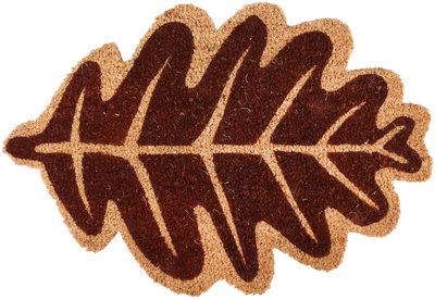 Esschert Design Herfstblad kokosmat