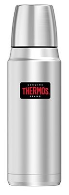 Thermos Heritage zilver thermosfles 0.47 liter