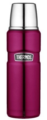 Thermos King Framboos thermosfles 0.47 liter