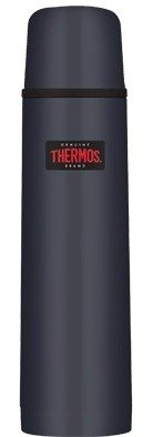 Thermos FBB blauw thermosfles 1 liter