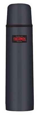 Thermos FBB blauw thermosfles 0.35 liter