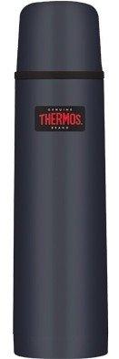 Thermos FBB blauw thermosfles 0.5 liter