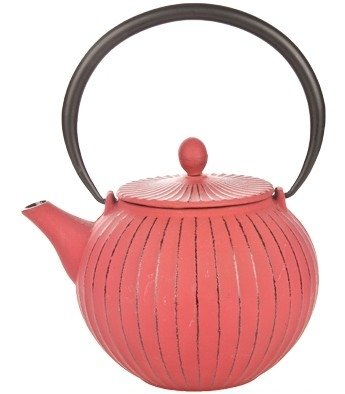 Cosy Lantern Pink theepot 1.2 liter