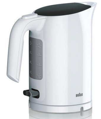 Braun PurEase WK3000WH waterkoker 2200W