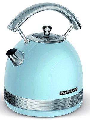 Schneider SCKE17BL blauw waterkoker 2200W