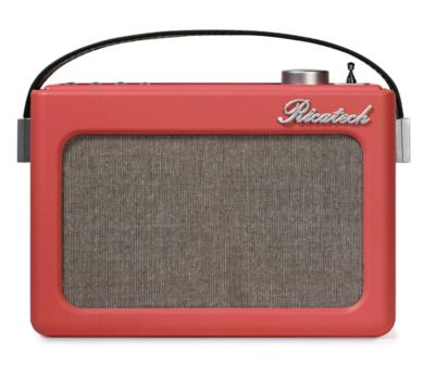 Ricatech PR78 Emmeline Salmon Pink radio